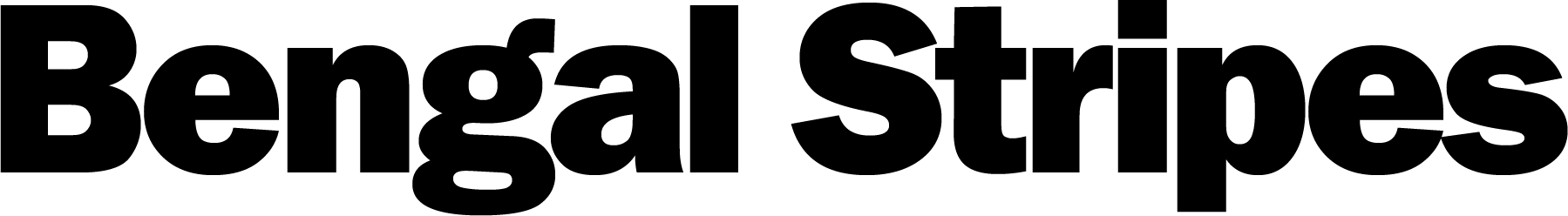 Bengal Stripes Logo
